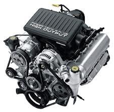 Dodge Durango 4.7L V8 Engines