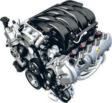 Mustang Cobra Motor