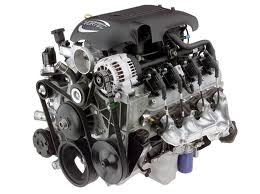 Chevy Vortec 5300 Engines