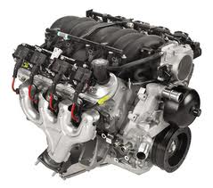 Chevy Silverado 5.7 V8 Engine