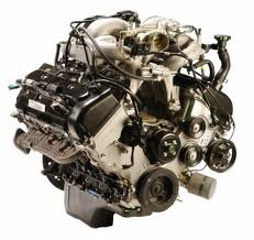 Triton engine rebuilt for Crate motors ford f150