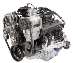 Chevy V6 Engines